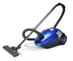 تنظيف المكنسة الكهربائية